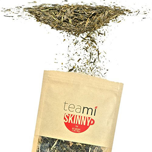 Detox Tea for a Flat Tummy & Weight Loss - 30 Day Teatox Supply to get Fit - Skinny by Teami Ble…