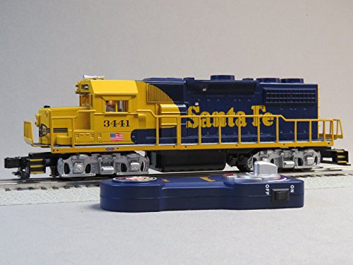 LIONEL LIONCHIEF+ SANTA FE GP38 DIESEL LOCOMOTIVE #3441, used for sale  Delivered anywhere in USA