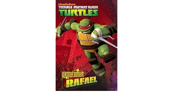Amazon.com: TORTUGAS NINJA: ORIGEN MUTANTE: RAFAEL (versión ...
