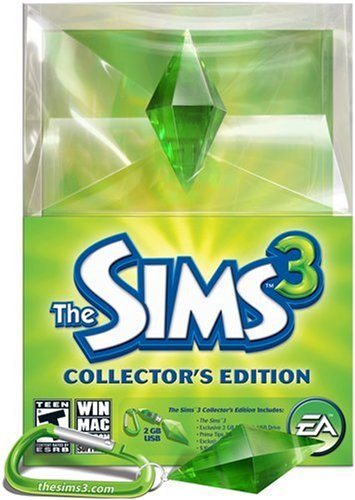 The Sims 3 Collector's Edition - PC -