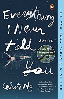 Everything Never Told You Awards ebook