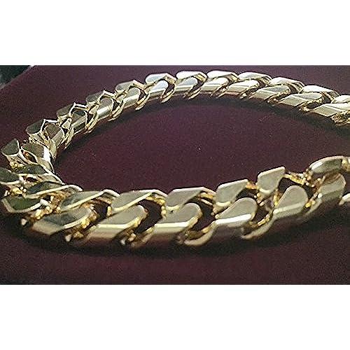 6695ddfbbfa8 Cadena chapada en oro SEJIN SG1204 24