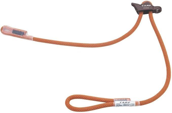 CAMP Oscilación Unisex 9,7 mm, Naranja Negro, Talla única