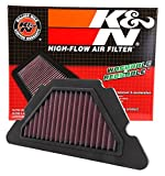 K&N YA-6009 Yamaha High Performance Replacement Air Filter