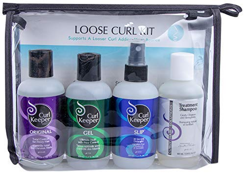 Curly Hair Solutions Loose Starter Kit, 16 Ounce by Curly Hair Solutions