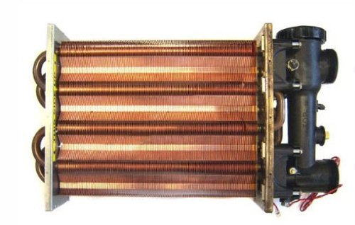 Hayward FDXLHXA1250 Heat Exchanger Assembly Replacement for Hayward H250FD Universal H-Series Low Nox Pool Heater (Heat Exchanger Assembly)