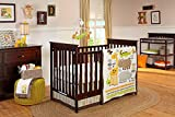 Zoobilee 4 Piece Baby Crib Bedding Set by Nojo plus Picture Frame