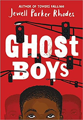 Image result for ghost boys book
