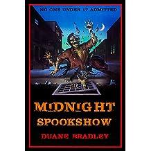 Midnight Spookshow (Midnite Movies Book 1)