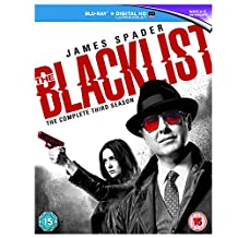 Blacklist, the - Season 03