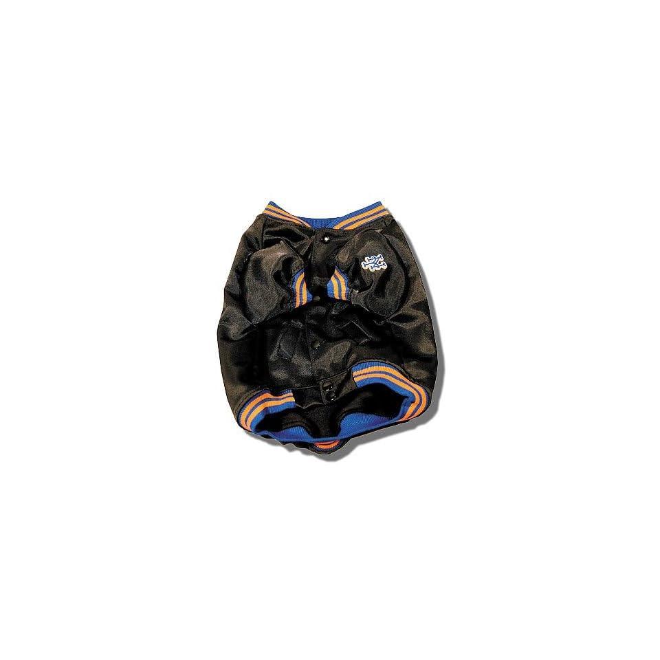 Mets Baseball Dog Puppy Pet Jacket Coat XXS EXTRA EXTRA Small Teacup