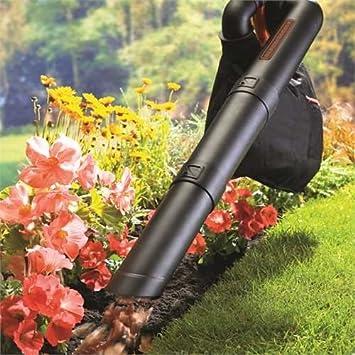 BLACK+DECKER GWC3600L20-QW - Soplador, aspirador, triturador 36V, incluye batería litio 2Ah