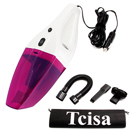 Big Save! Car Vacuum Cleaner 120W, Tcisa 12V Wet Dry Portable Handheld Auto Hand Vacuum Cleaner for ...