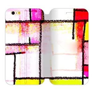 Abstractionism Fringe Custom Cover Case for iphone 4 4s