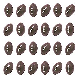 24 Pack Football Stress Balls