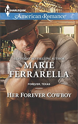book cover of Her Forever Cowboy