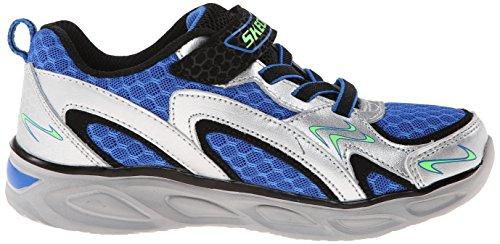 Skechers Ipox - Rayz - Zapatillas de deporte para niños Plateado (slry)