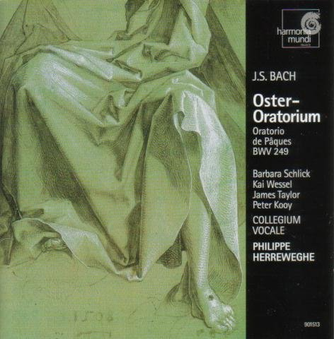 Easter Oratorio / Cantata Bwv 66 by J.S. Bach
