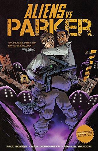 Aliens vs. Parker Vol. 1