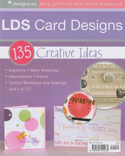LDS Card Designs: 135 Creative Ideas