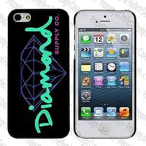 Diamond Supply 21 Turquoise Iphone 5/5s Case