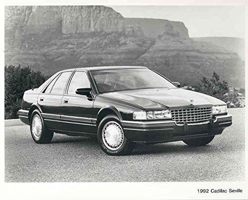 1992 Cadillac Seville Factory Photograph