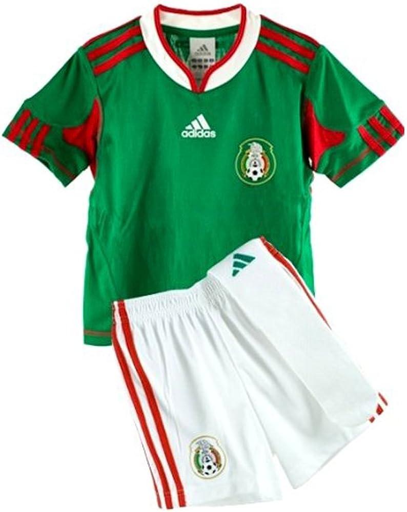 Mexico Soccer Uniform Mini Kit