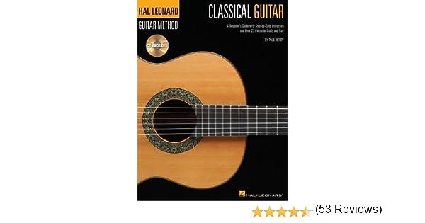 Classical Guitar (Hal Leonard Guitar Method) - Kindle edition by Paul Henry. Arts & Photography Kindle eBooks @ Amazon.com.