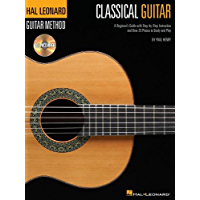 Classical Guitar (Hal Leonard Guitar Method) book cover