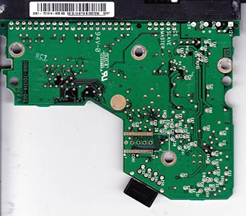 WD3200JB-00KFA0 2061-701314-A00 AG WD IDE 3.5 PCB
