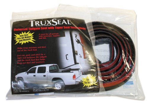 (TruXedo 1703206 TruxSeal Universal Tailgate Seal by Truxedo)