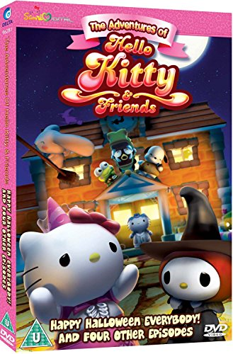 Hello Kitty, The Adventures Of - Happy Halloween Everybody! And Four Other Episodes [DVD] -
