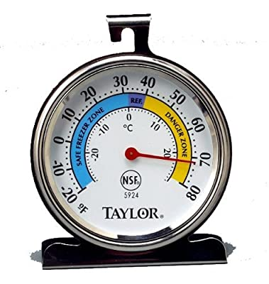 Taylor Food Service Classic Series Large Dial Thermometer