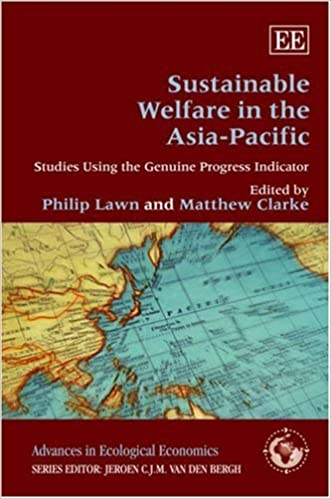 Sustainable Welfare in the Asia-Pacific: Studies Using the Genuine Progress Indicator (Advances in Ecological Economics Series)