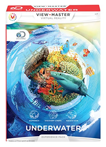 View Master Experience Pack Discovery Underwater