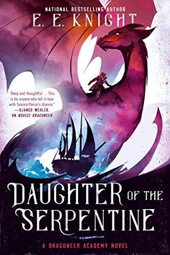 Book Cover: Daughter of the Serpentine