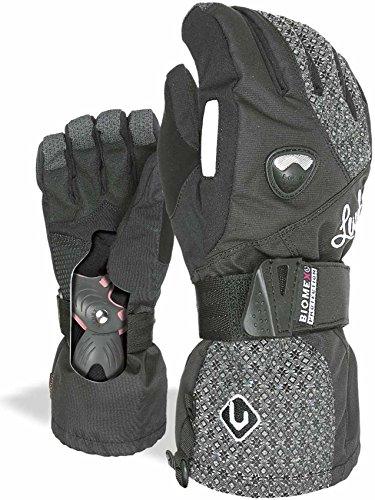 Level Butterfly Ski Glove, Dark, S ()