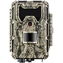 Bushnell 119877 24MP Trophy Cam HD No Glow Trail Camera Color Viewer, Camo Camouflage