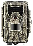 Bushnell 119877 24MP Trophy Cam HD No Glow Trail Camera with Color Viewer, Camo Camouflage