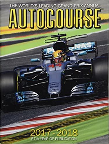 The Worlds Leading Grand Prix Annual Autocourse 2017-2018