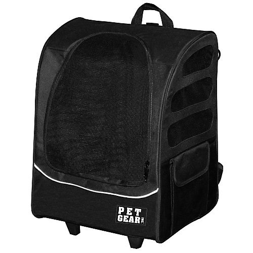 I-GO2 Plus Traveler Pet Carrier Black
