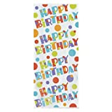 Cello Bags 11X5 20/Pkg-Bubbly Birthday by Unique Industries - Best Reviews Guide
