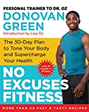 img - for No Excuses Fitness: The 30-Day Plan to Tone Your Body and Supercharge Your Health book / textbook / text book