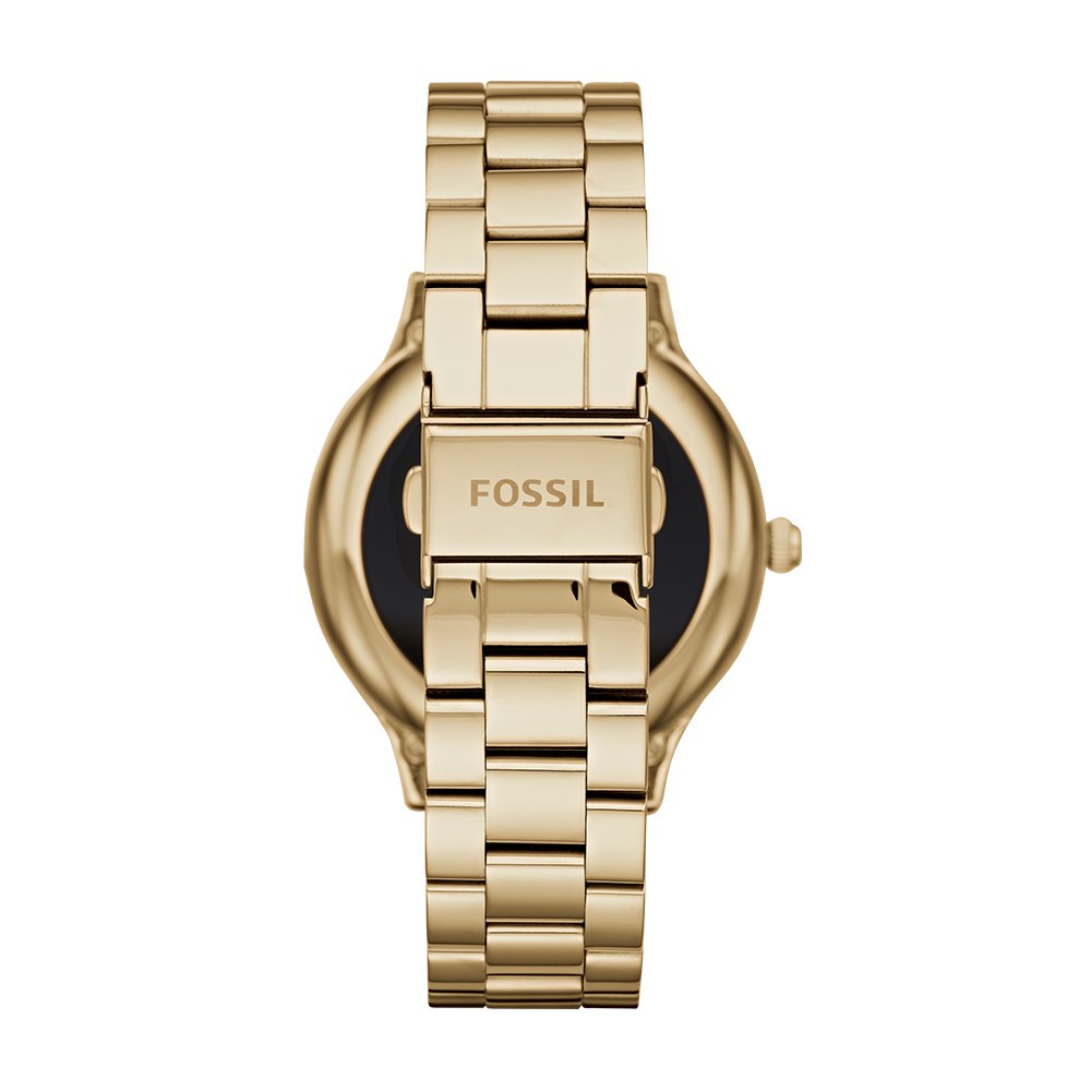 Fossil Gen 3 Smartwatch - Q Venture Gold-Tone Stainless Steel FTW6001 by Fossil (Image #3)