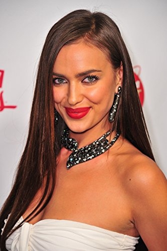 Irina Shayk At Arrivals For Sports Illustrated 2012 Swimsuit Issue Launch Party Crimson New York Ny February 14 2012 Photo By Gregorio T BinuyaEverett Collection Photo Print (8 x 10)
