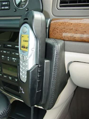 B001T27DQW KUDA 051055 Leather Mount Black Compatible with Lincoln Continental (1997-2002) 51loxLMcC6L.