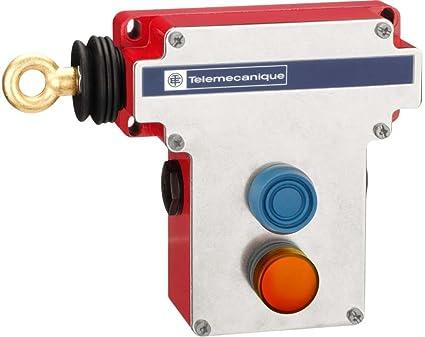 Schneider Electric XY2CE2A296 Tripwire Switch LH Side, Trip Wire ...
