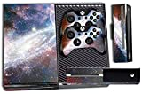 Designer Skin Sticker for the Xbox One Console With Two Wireless Controller Decals Nebula Review