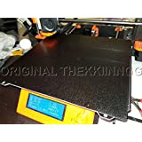 Thekkiinngg Prusa i3 MK3 Mk2.5 Double-Sided Pei Textured Powder-Coated Spring Steel Sheet V3 Version 3