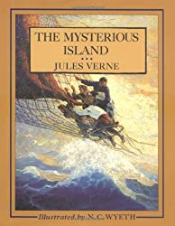 The Mysterious Island (Scribner's Illustrated Classics)